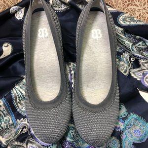 Shoes - Women textile, BB pumps , size 8
